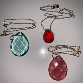 Halskæder   - prisen er samlet for alle halskæderne.   skriv privat for individuelle priser.