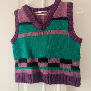 Vintage love vest