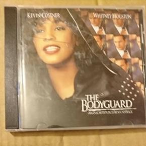 The bodyguard cd