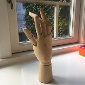 Hays træhånd, den største model af de tre størrelser.  Så god som ny Pris fast !