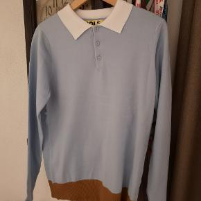 Golf Wang Long Sleeve Polo.  Har den også i M  Original indpakning, prismærke samt kvittering haves.
