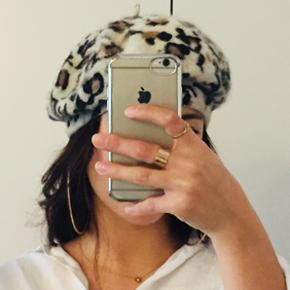 Béret motif léopard ❤️❤️