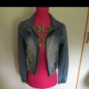 Denim jacket fra just female str. S