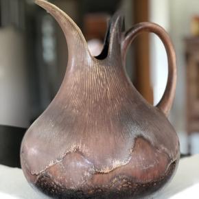 Den flotteste fischmaul vase fra Dumler Breiden. Her i den store størrelse. Uden skader og skår.  Højde: 30cm