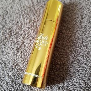 Sælger denne skønne parfume fra Paco Rabbane. Det er lady million på 10ml. Brugt enkelte gange, men duften er ikke noget for mig.