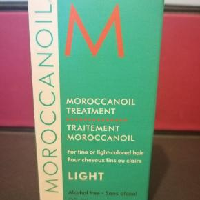 Moroccanoil treatment, light, 25 ml.   Ny og uåbnet