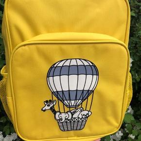 Fin turrygsæk, børnehave rygsæk fraSmåfolk Ny med mærke Indeholder 9 liter