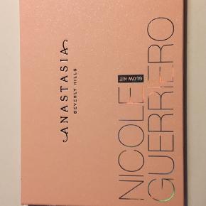 Anastasia Beverly Hills Nicole Guerriero glow kit palette. Byd