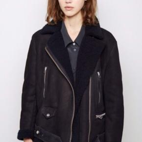 "Acne ""More Shearling Jacket"""