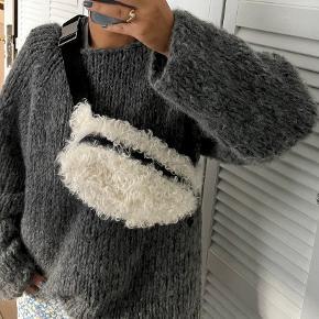 Cozy Concept Fur bæltetaske