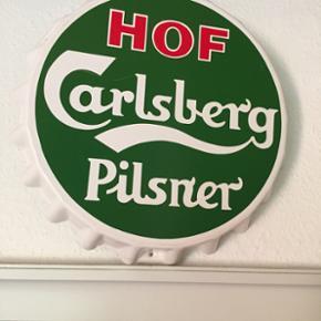 Carlsberg skilt. Kom med et bud