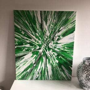 Fint maleri, helt nyt. 50 x 80  Kom med et bud :)