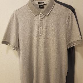 Sælger disse to HUGO BOSS T-shirts da de ikke helt falder i min smag. De er aldrig brugt eller vasket. Sælges for 600 pr. stk.