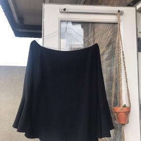 Off shoulder trøje med 3/4 ærmer