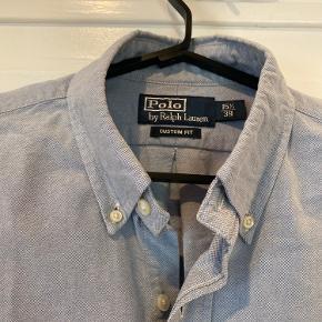 Custom fit Oxford skjorte i str. 39