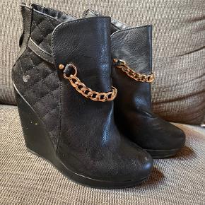 Creme Fraiche støvler