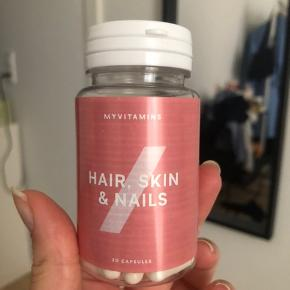 Vitamins for skin, hair&nails growth