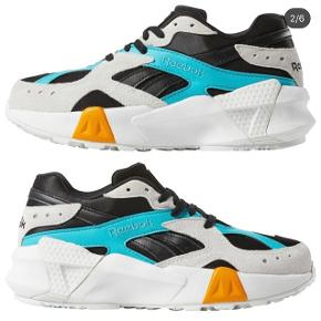 Reebok x Gigi Hadid Aztrek Double X sneaker ~ ny pris 1.049,- ~ sælges for 560 kr inkl levering -. Str. 37
