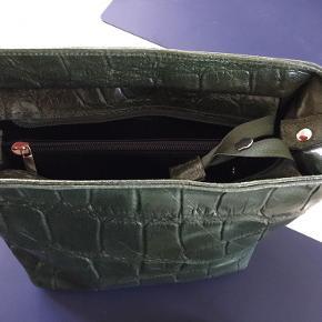 Flot ny taske ægte Leather