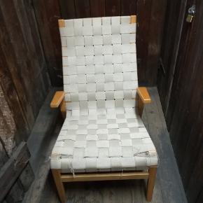 Lænestol fra Eilersen møbler.