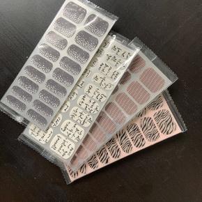 Negle klistermærker, ubrudt indpakning
