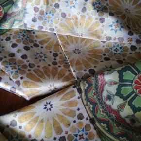 Ren silke.  20x175