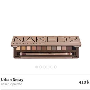 Brugt en enkelt gang, urban decay naked palette 2