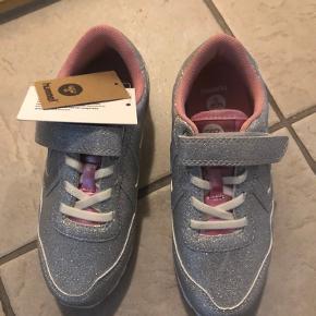 Hummel nye sneakers med glimmer