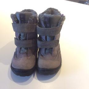 Gode støvler , kun brugt få gange Nypris ca 700,-