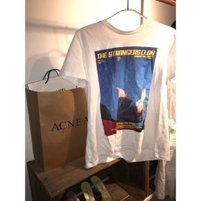 T shirt fra zara med print Str fitter en s/m