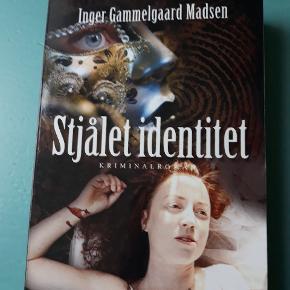 Spændende krimi af Inger Gammelgaard Madsen,  10kr