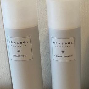 Ny og aldrig brugt shampoo og conditioner fra Rønsbøl. Sælges samlet.