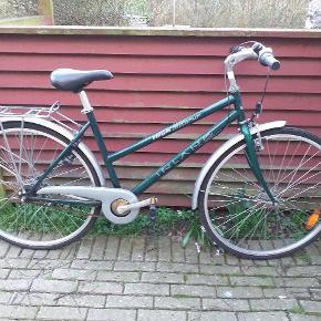 Næste Ny Cykel har 6 gir Brugt et par gange Sælges.Med selv Afhentning