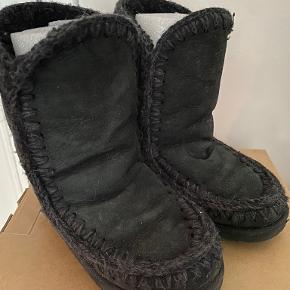 Mou støvler