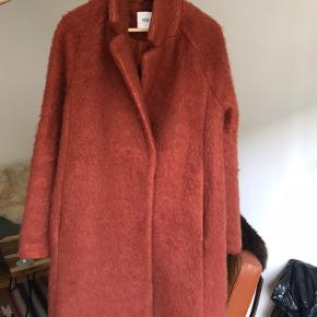 Flot jakke fra Envii i uldblanding, god stand