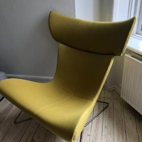 Imola lænestol fra boconcept  Uld Fast pris  Kun afhentning står på Frederiksberg Mobilepay
