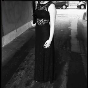 Smuk gallakjole model Juno fra TP kjoler som ny Kun brugt 1 gang  Str xs/s Nypris 2.200,-