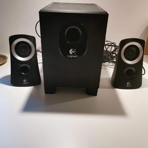 Logitech speakere. Fejler intet