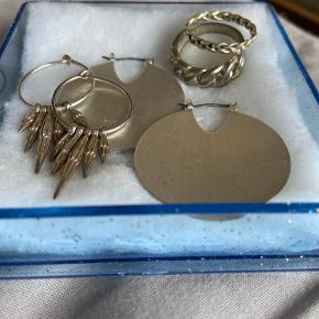 Fine sølvsmykker fra bl.a. Pico og pilgrim  BYD gerne