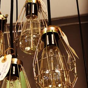 Lamper pr stk 150kr incl glødepære