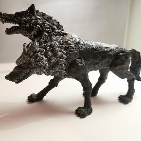 2 hovedet ulv
