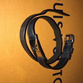 Louis Vuitton armbånd- Alt OG følger med - Cond 8/9 ud af 10 - Nypris var 1.750