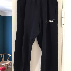 Carhartt sweatpants med lomme bagpå