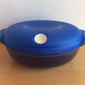Varetype: ExtraPlus Oval   NB  2 L Størrelse: 2 L Farve: BLÅ Oprindelig købspris: 379 kr.  Brugt få gange  Sendes med DAO, hvis andet ikke er aftalt.
