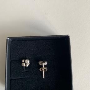 Fin små sølv øreringe #30dayssellout