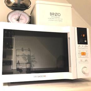 Mikro-/kombi ovn. Fejler intet. BYD!