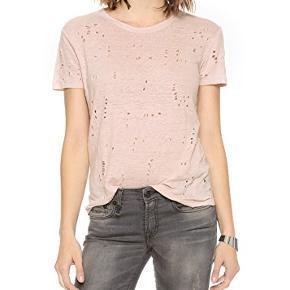 Nude/rosa Clay T-shirt. Den er brugt sparsomt og i god stand.  Jeg handler kun via mobilepay.