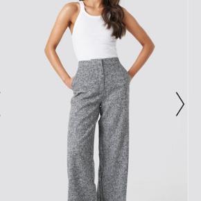 NAKD grå bukser og matchende blazer sælges ❤️ sættet er aldrig brugt - skriv endelig for flere billeder