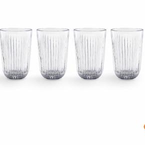 16 Hammershøi glas. Sælges samlet. Sender ikke
