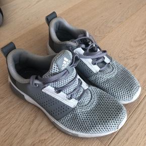 Sneakers. Kun brugt i indendørs fitness. BYD